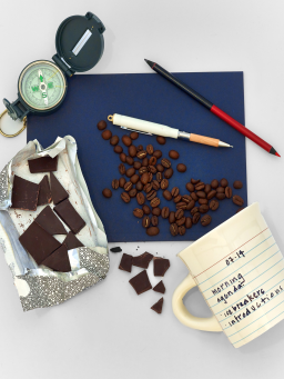 INSPIRATION BREWED HERE: When Coffee is much more than just a hot beverage.