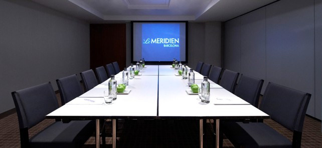 Smart technology and connectivity with Le Méridien Creative Meetings